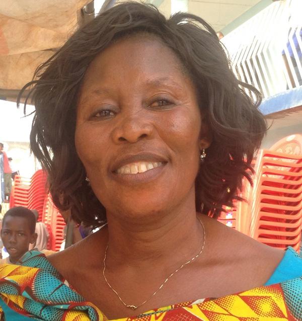 Charity Bosompemuit Offinso, Ghana Charity Bosompem is de oprichtster van de school in Offinso( Ghana) waar Vive sinds 2004 een warme band mee onderhoudt. Ze is van oorsprong kleuterleidster