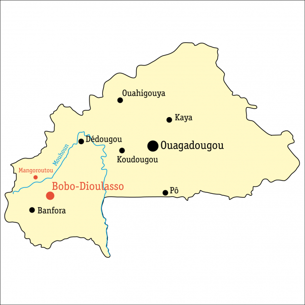 V!VE l'Initiative Burkina Faso