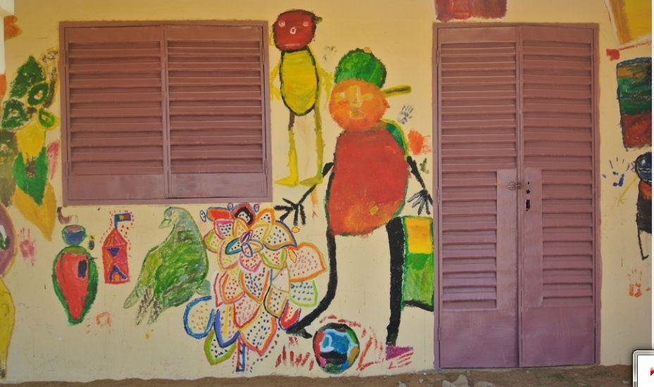 School in Dialangou (Mali)